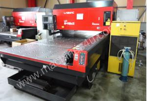 AMADA Laser Cutter LC2415aII  2KW