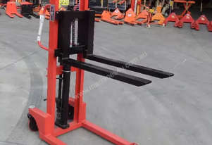 Mini Hand Stacker 500kgs 1.2m