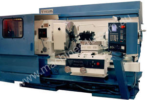 RYAZAN RT783RF3 Large Bore Lathe
