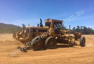 Caterpillar CAT 12G Graders 1984 & 1989
