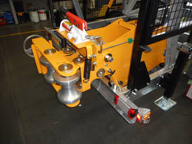 Conduit Trailer and Straightener Cable Trailer - picture2' - Click to enlarge
