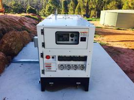 Generator 33KVA Isuzu Diesel 415V - ISUZU ENGINE - 2 Years Warranty - picture0' - Click to enlarge
