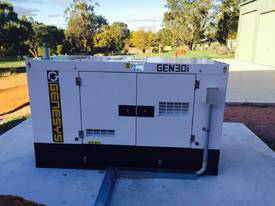 Generator 33KVA Isuzu Diesel 415V - ISUZU ENGINE - 2 Years Warranty - picture1' - Click to enlarge