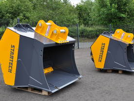 8-16T Excavator/Loader SCREENING-CRUSHING BUCKET - picture1' - Click to enlarge
