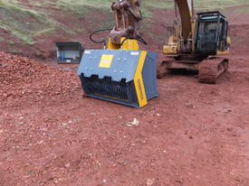 8-16T Excavator/Loader SCREENING-CRUSHING BUCKET - picture6' - Click to enlarge