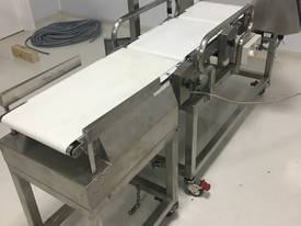 Stainless Food Grade Check Weigher Metal Detector