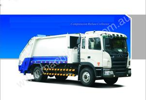 Stonestar 16m3  Waste disposal Truck