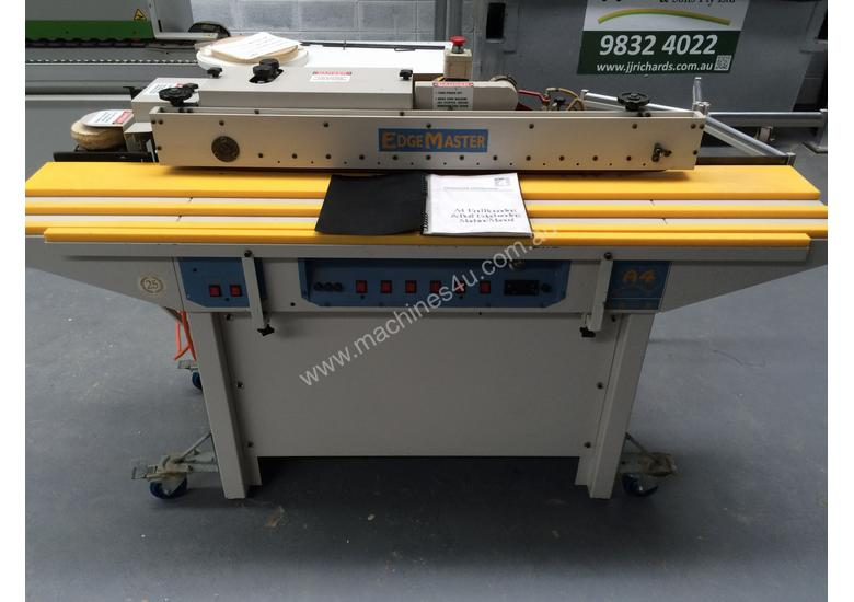 Used 2008 Mechwood A4 Preglued Edgebander in Auburn, NSW ...