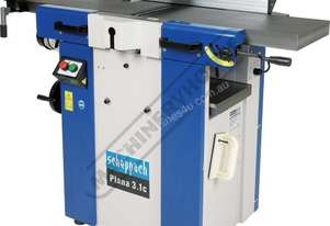 Plana 3.1c Planer & Thicknesser Combination 250mm Planer, 250 x 180mm (W x H) Thicknesser Capacity