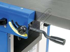 Plana 3.1c Planer & Thicknesser Combination 250mm Planer, 250 x 180mm (W x H) Thicknesser Capacity - picture10' - Click to enlarge