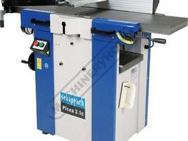 Plana 3.1c Planer & Thicknesser Combination 250mm Planer, 250 x 180mm (W x H) Thicknesser Capacity - picture0' - Click to enlarge