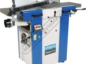 Plana 3.1c Planer & Thicknesser Combination 250mm Planer, 250 x 180mm (W x H) Thicknesser Capacity - picture2' - Click to enlarge