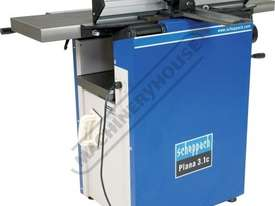 Plana 3.1c Planer & Thicknesser Combination 250mm Planer, 250 x 180mm (W x H) Thicknesser Capacity - picture4' - Click to enlarge