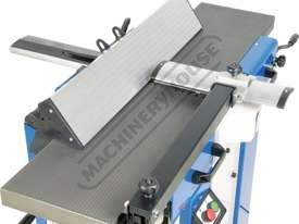 Plana 3.1c Planer & Thicknesser Combination 250mm Planer, 250 x 180mm (W x H) Thicknesser Capacity - picture14' - Click to enlarge