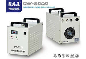 S & A CW-3000 INDUSTRIAL CHILLER