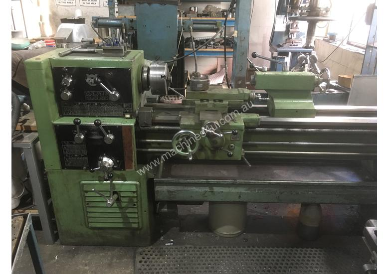 Metal Lathe For Sale >> Used Voest Alpine Voest Metal Lathe Centre Metal Lathes In