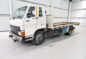 Ford   Trader 0811 Tray Truck