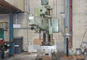 DRILL RADIAL HMT RM62 WITH BOX TABLE
