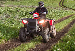 Polaris Sportsman EPS Indy Red