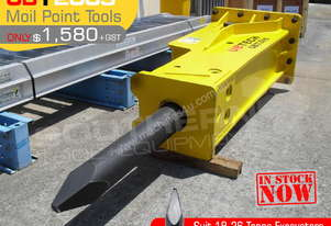 UBT200S Moil point Tool for Hydraulic Hammer