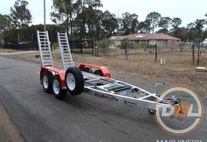 Sureweld Tag Tag/Plant(with ramps) Trailer
