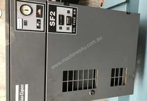 Atlas copco scroll compressor oil free