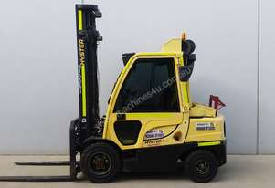 3.5T Hyster Diesel Counterbalance Forklift