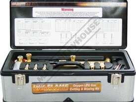KKOXY2 Uni-Flame Oxy LPG Gas Cutting & Brazing Kit - picture0' - Click to enlarge