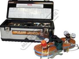 KKOXY2 Uni-Flame Oxy LPG Gas Cutting & Brazing Kit - picture3' - Click to enlarge