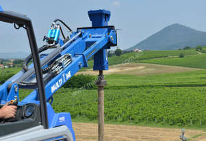 Multione   stake planter