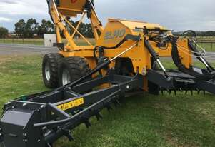 Elho Scorpio 550 Rock Picker Tillage Equip