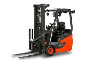 Linde Series 1275 E16-E20 Electric Forklifts