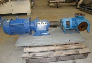 Gear Pump, Tuthill IN/OUT 75mm