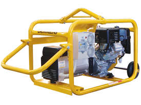 CROMMELINS Subaru PETROL Portable Generator - picture0' - Click to enlarge