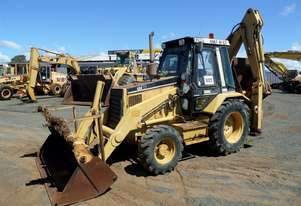1993 Caterpillar 428B Backhoe *CONDITIONS APPLY*