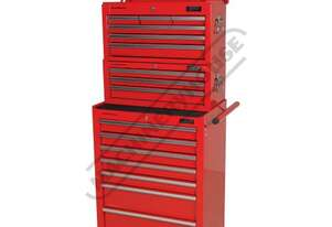 TCR-16DL Trade Series Tool Box Package Deal 16 Drawers 685 x 470 x 1685mm