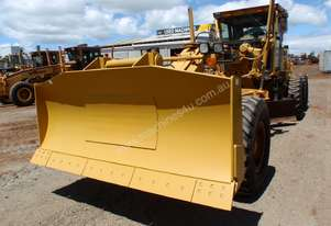 New Caterpillar G / H / M Series Bedrock Attachments Front Grader Blade Arrangement