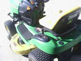John Deere L108 Standard Ride On Lawn Equipment - picture0' - Click to enlarge