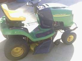 John Deere L108 Standard Ride On Lawn Equipment - picture2' - Click to enlarge