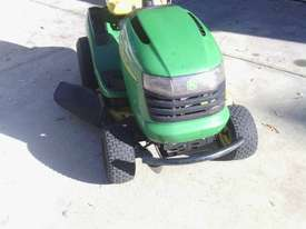 John Deere L108 Standard Ride On Lawn Equipment - picture4' - Click to enlarge