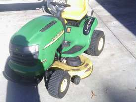 John Deere L108 Standard Ride On Lawn Equipment - picture5' - Click to enlarge