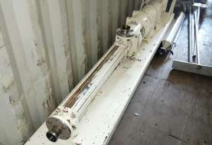 4 stage 5.5 kW mono progressive cavity pump