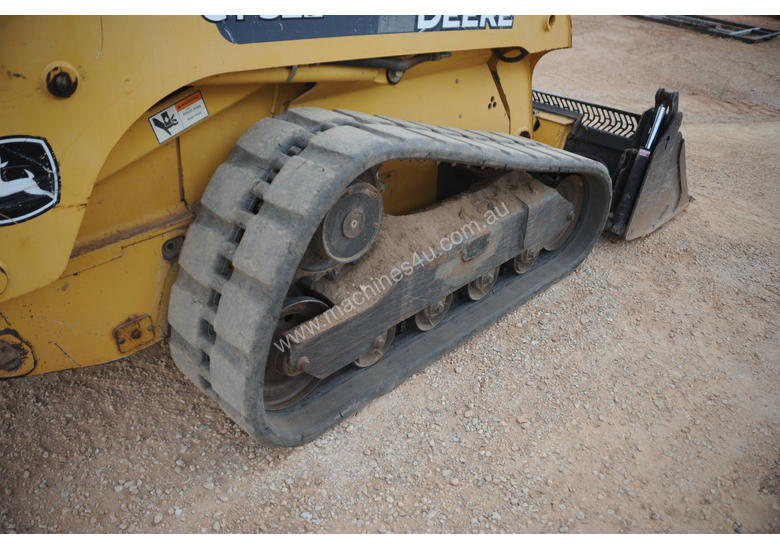 Skid Steer - John Deere CT 322