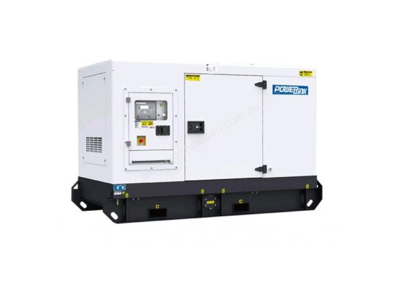 Powerlink 66kva Three Phase Perkins Diesel Generator