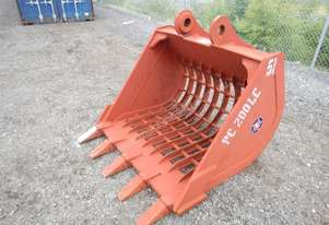 1275mm Skeleton Bucket to suit Komatsu PC200