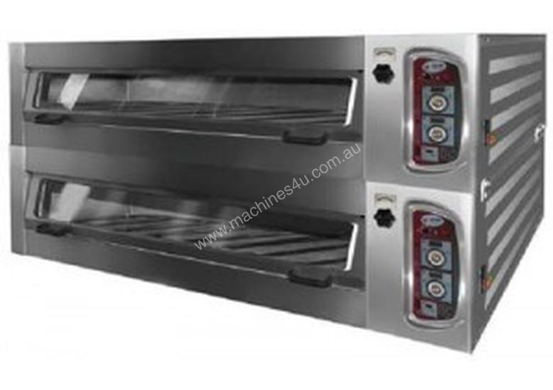 F.E.D ELEM-200S Steel Sole Thermadeck Oven