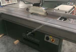Altendorf German  Made  Panel  Saw
