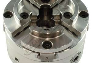 SC4 Scroll Chuck - 100mm -  with Bonus 50mm Face Plate Ring Suits Wood Lathes Note: Requires Insert