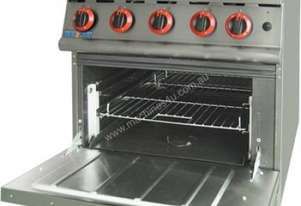 F.E.D. JZH-RP-4 - four burner top on oven