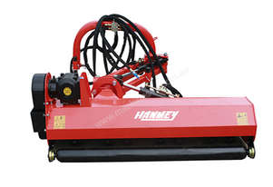 Hanmey Tractor Flail Mulcher Mower 1.4m Cut Hydraulic Offset (Mulching Slasher)